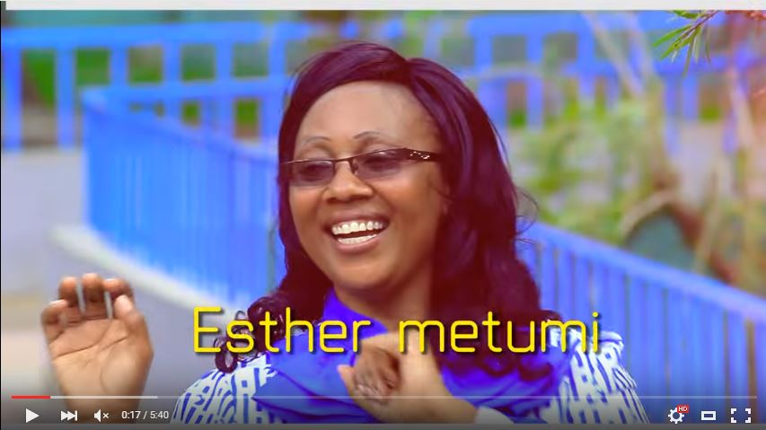 Image of Esther Metumi