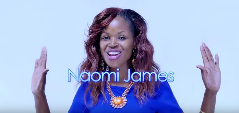 Image of Naomi James