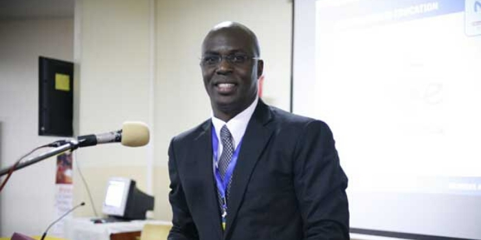 File image of Ken Walibora, author and former NTV Swahili anchor