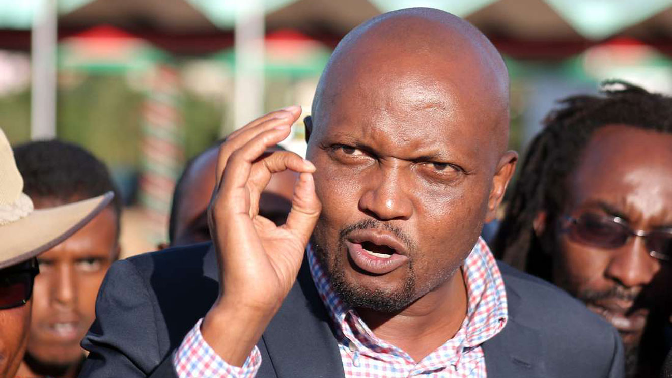 Moses Kuria Alleges COVID-19 Could Be Used as Murder Cover-Ups ...