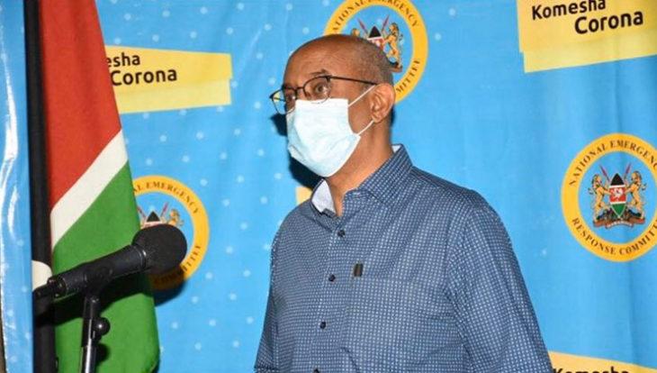 Health CAS, Dr Rashid Aman.