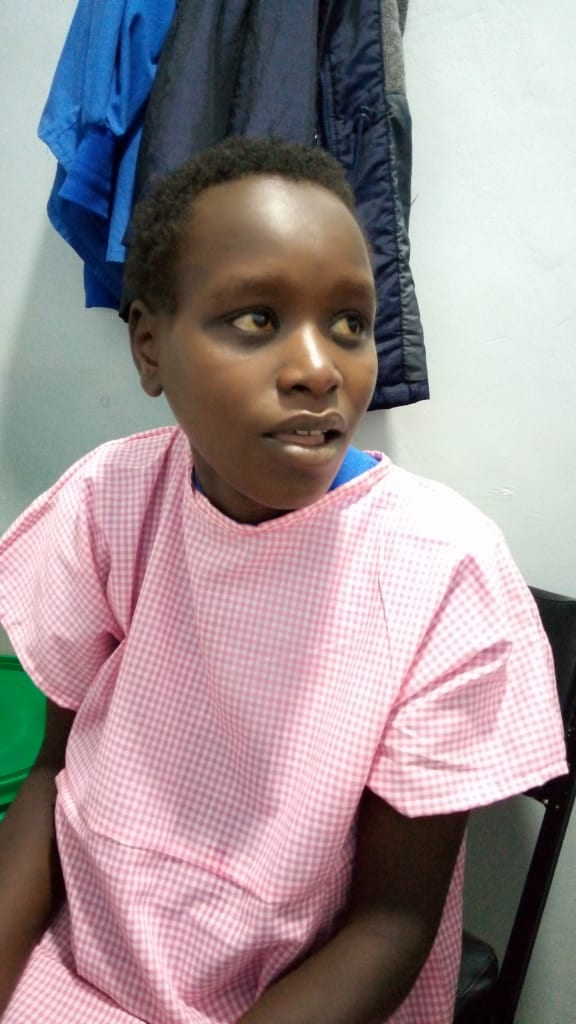 Faith Chepngetich Tonui (pictured), a mother to the quadruplets