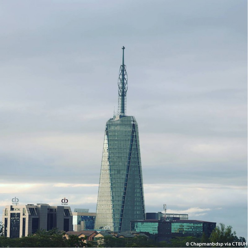 Kenyan Billionaire Behind Britam Tower
