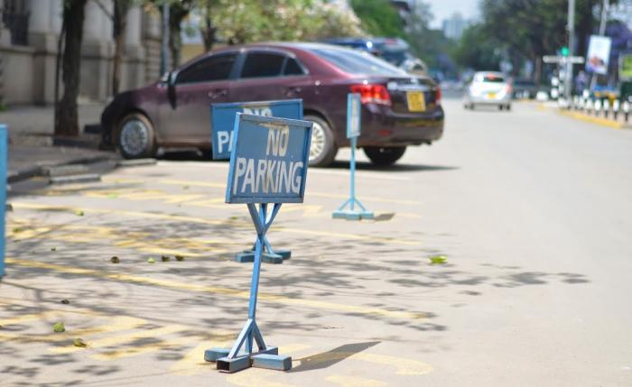 New parking fees were passed by the Nairobi County Assembly on September 25