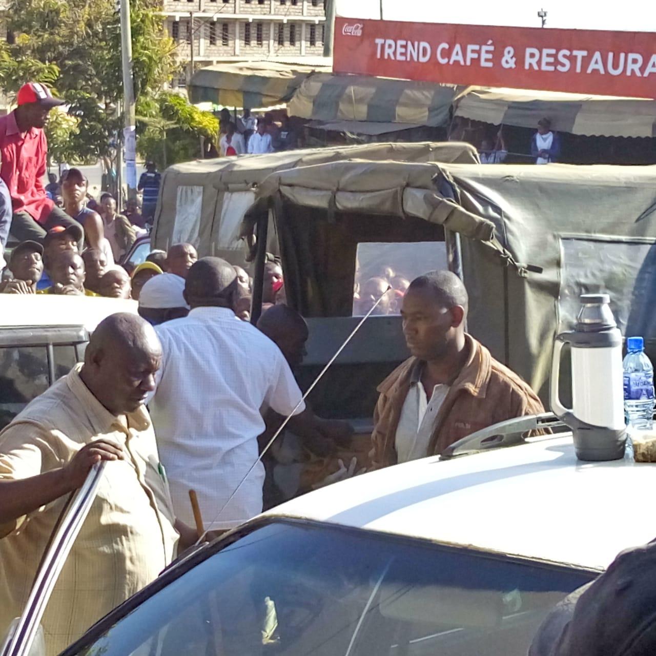 Matuu Tycoon Found Dead in Car - Kenyans co ke