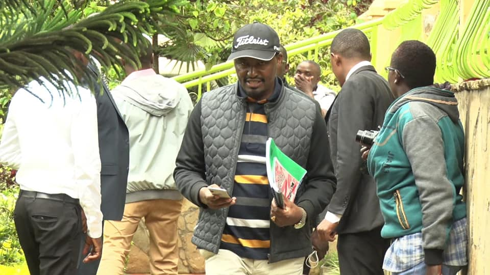 Agriculture CS Mwangi Kiunjuri also attended the Embu retreat held between Friday, November 29, and Saturday, November 30, 2019.