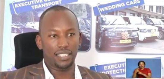 Former Hawker Dan Njoroge Who Owns A Multi Million Car Hire