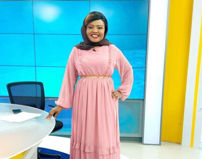 K24 TV News anchor Mwanaisha Chidzuga, on Wednesday, October 30, disclosed that she was going to concentrate on her catering career.