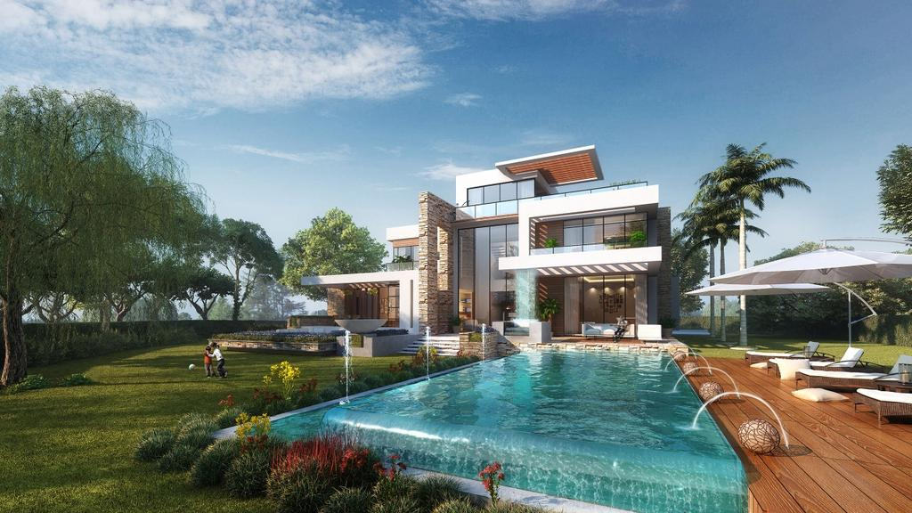 Cytonn real estate launches ksh2 5 billion development in the heart of karen for Swimming pool applewood swords