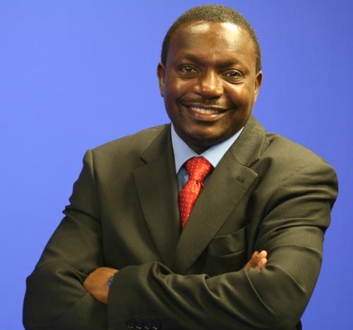 Veteran journalist and the brains behind bulls eye Emanuel Juma.