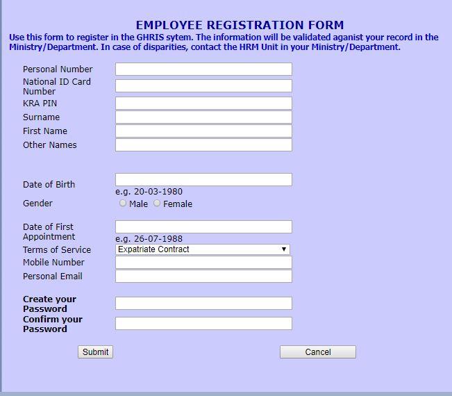 Ghris Payslips: How to Download Online - Kenyans co ke