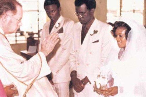 Unknown Details About Magoha's Nigerian Wife - Kenyans.co.ke
