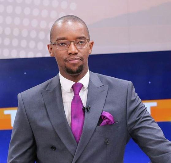Citizen TV news anchor Waihiga Mwaura