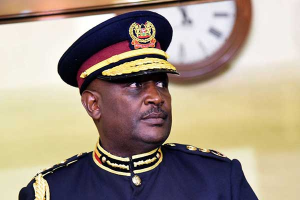 Roadside bomb near Somali border kills 10 Kenyan police officers