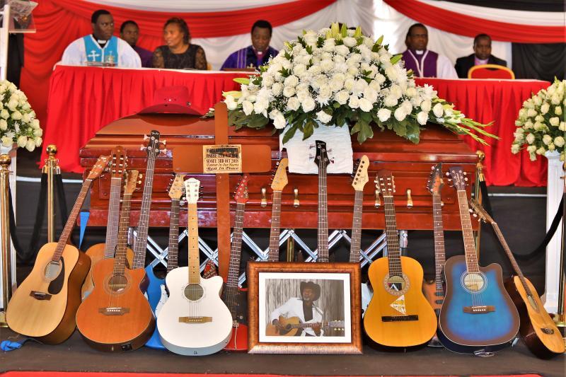 kamaru funeral