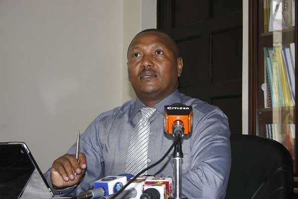 KBC MD Naim Bilal (pictured) explained that he was taken out of context and the institution was exploiting better ways to package news.