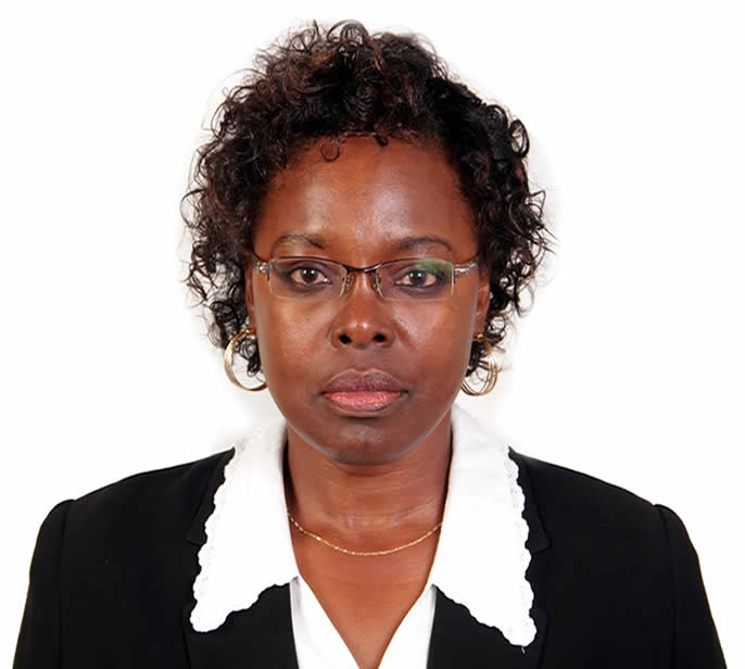 Nominated controller of budget Margaret Nyakang'o