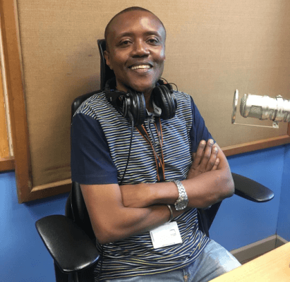 Classic 105 presenter Maina Kageni.