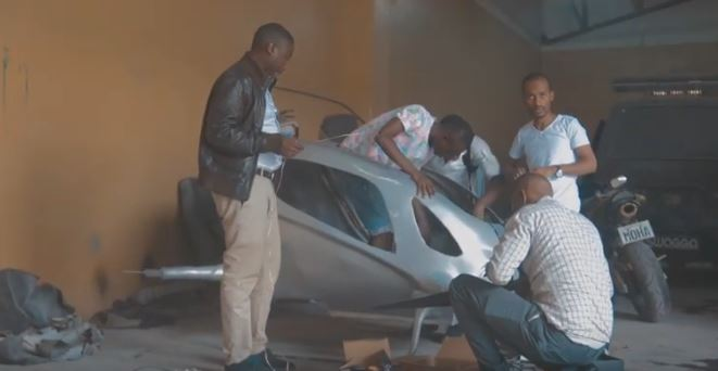 Meet the 28-year-old inventor who created Africa's first flying taxi 3