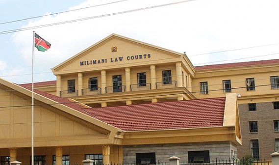 Milimani Law Courts