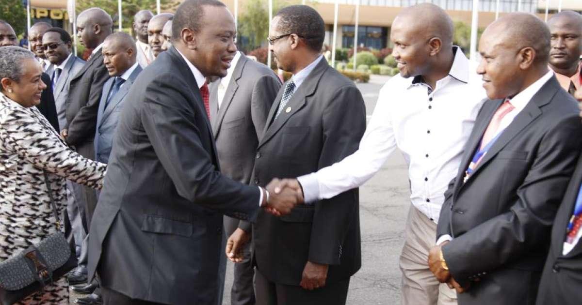 Moses Kuria: Uhuru's Family Backstabbed Me - Kenyans.co.ke
