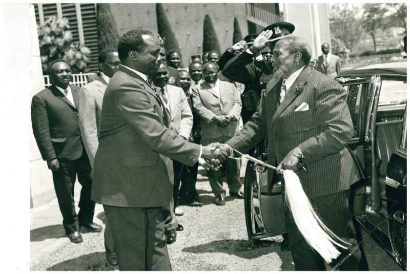 Kenya's former president Daniel Arap Moi dies at 95