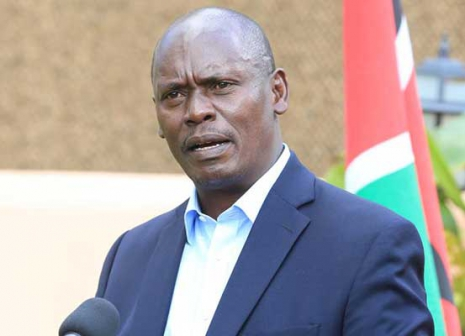 Former Kiambu Governor William Kabogo