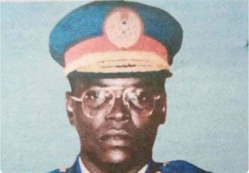 Major.Gen D.K. Wachira. He died at the Nairobi Hospital on October 22 after a long illness.