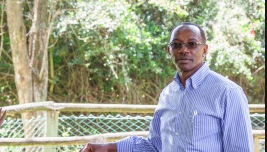 Billionaire Humphery Kariuki Ndegwa