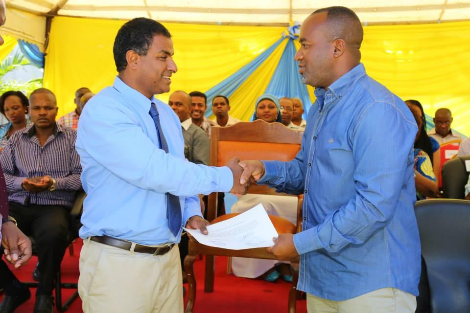Image result for Tawfiq Balala and joho