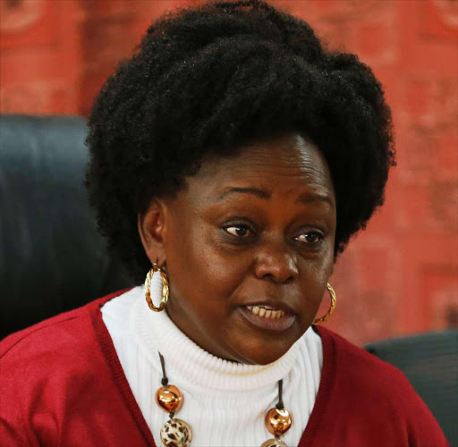 Suba North Member of Parliament (MP) Millie Odhiambo has never been shy about her inability to conceive naturally