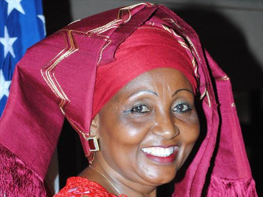 Former Kwale County women's representative Zainab Chidzuga