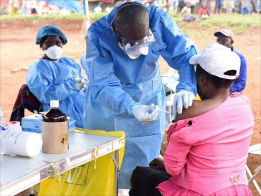 Second patient dies of Ebola in Uganda