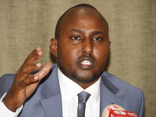 National Assembly's Minority Whip Junet Mohammed cautioned Ruto against
