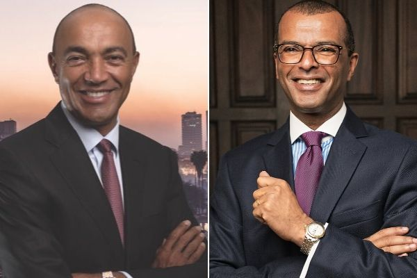 Former Gatundu MP Peter Kenneth and Senior counsel Philip Murgor