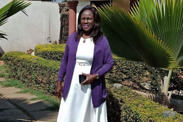 Nominated Meru MCA Petronilla Gainchi (pictured) who died at the MP Shah hospital on Friday, February 14.