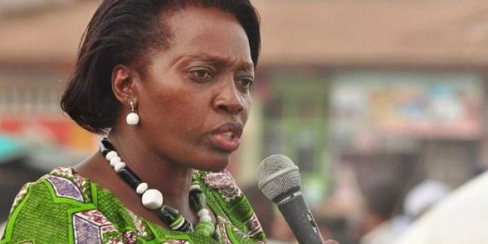 Former Gichugu MP Martha Karua on Monday, November 11 criticised female leaders fro being cheerleaders to their male counterparts.