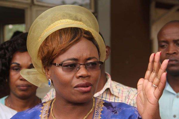 Kiambu Woman Rep Gathoni Wamuchomba