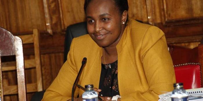 Estranged wife to Meru Senator, Maryanne Kitany