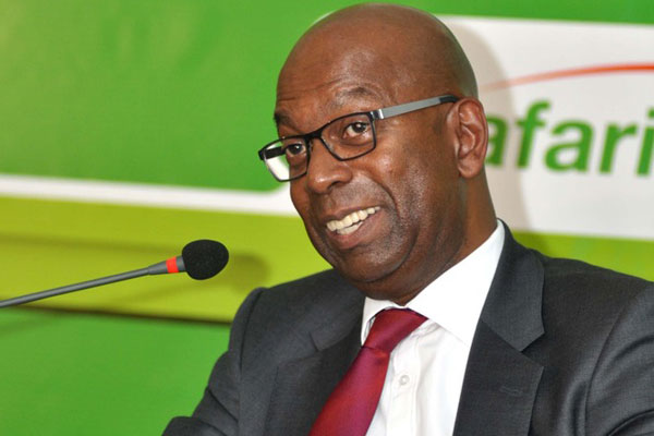 Image of Bob Collymore