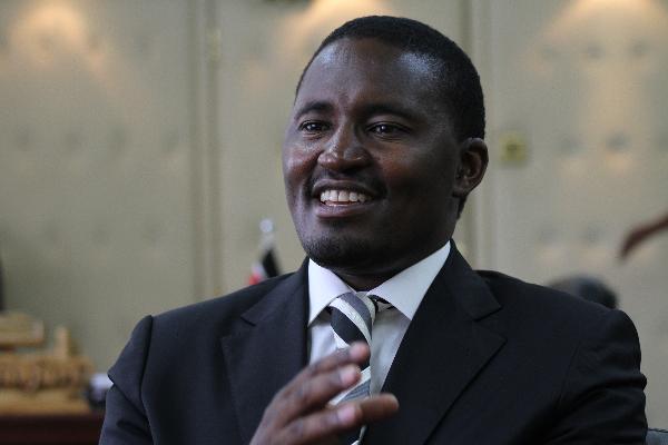 Image result for imagesof Mwangi Kiunjuri