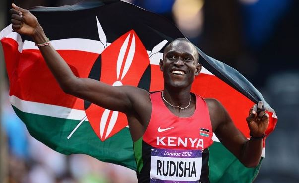 Image of David Rudisha
