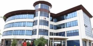 File image of Standard Group Plc's Mombasa Road Headquarters in Nairobi