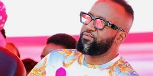 Mombasa Governor Hassan Joho during a Team Embrace rally in Mombasa on August 31. 2019