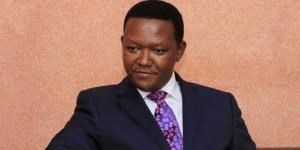 A photo of Machakos Governor Alfred Mutua.