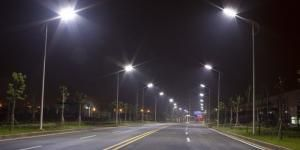Image of kenya power street lights