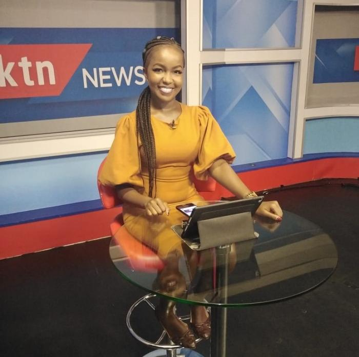 Exclusive  Surprise Letter That Launched Ktn Presenter To