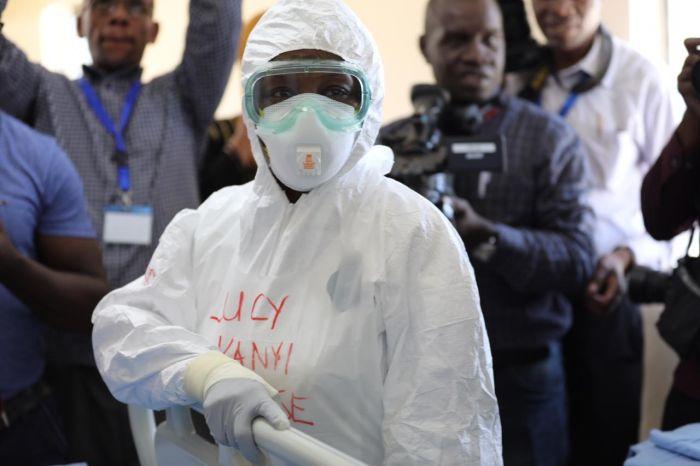 Image result for Kenya confirms first coronavirus case