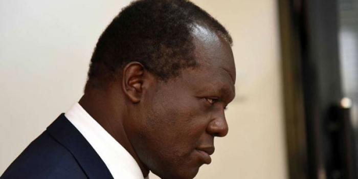 Jubilee Sec-Gen Raphael Tuju