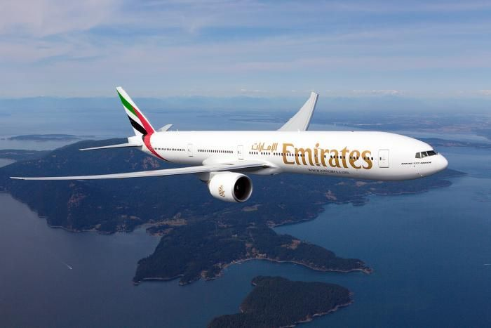 Fly Emirates which launched its operations in 1995 with one daily flight from Dubai to Nairobi